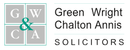 logo for Green Wright Chalton Annis Solicitors
